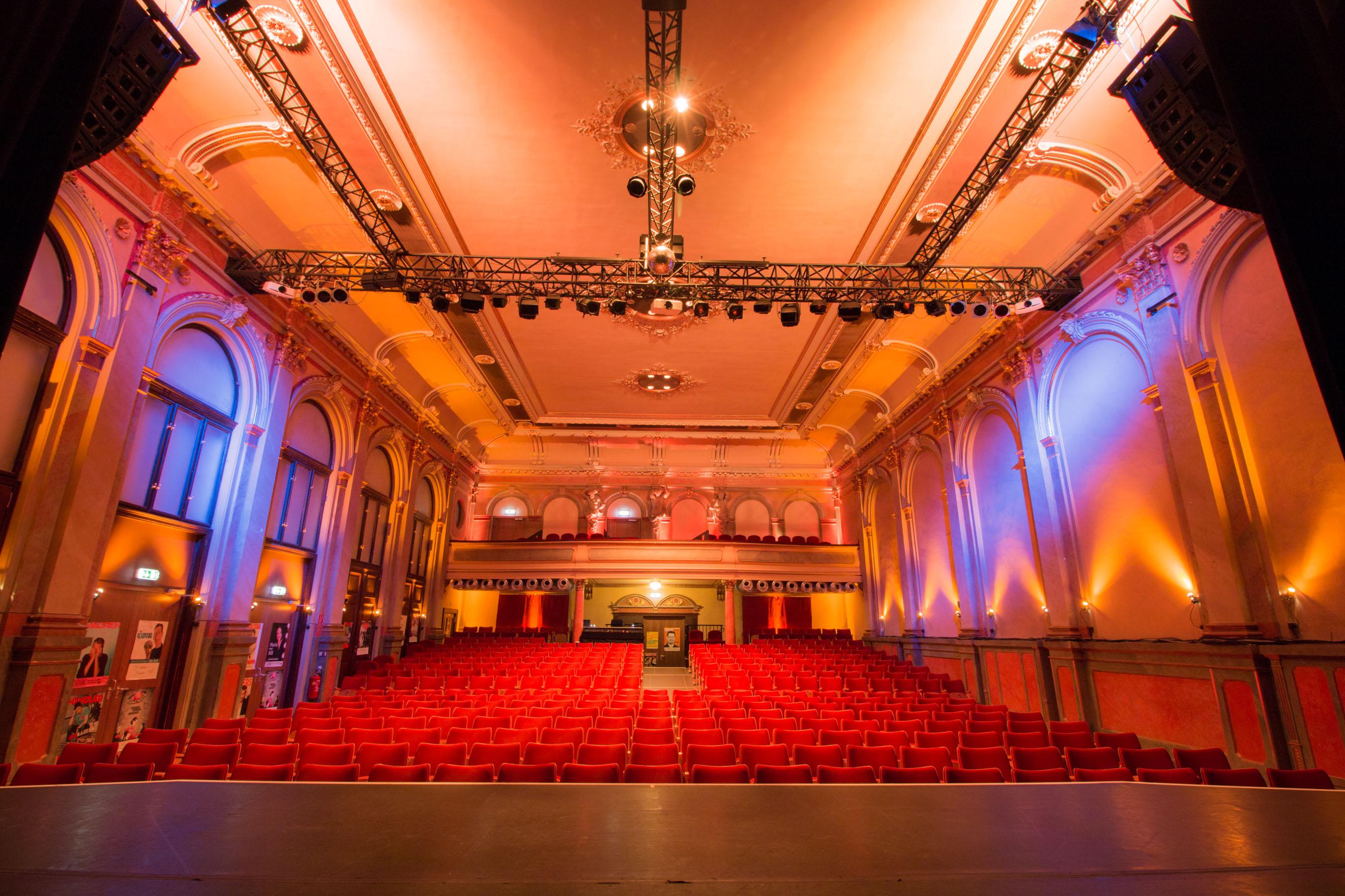 Stadtsaal Kabarettisten Aus österreich Inskabarettat